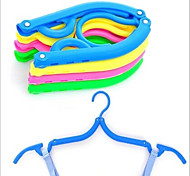 Travel Inflated Mat / Travel Hanger Portable Toiletries Plastic