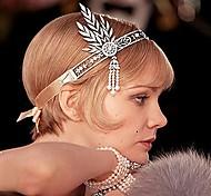 Elegant Crystal Bill Gates Crown Headband for Wedding Party Hair Jewelry