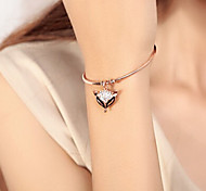Fashion Jewelry Popular Lovely Rhinestone Fox Bracelet