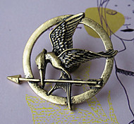 New Arrival Fashion Jewelry Retro Popular Bird Brooch