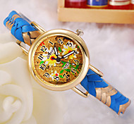 Ladies' Watch The New Chinese Family Wind Small Flower Quartz Watch