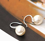 New Arrival Fashional Sweet Pearl Earrings