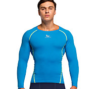 Vansydical Men's Quick Dry Fitness Tops - AWCXJSY-2015