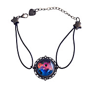 European Style Stars Crystal  gem Bracelet