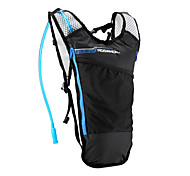 Cycling Bike Riding Hiking Running Hydration Knapsack 5L Backpack + 2L Water Bladder Bag