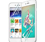 anti-huella digital protector de pantalla de primera calidad de alta definición más alta para el iphone 6s / 6 (2 piezas)