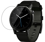 NILLKIN Crystal Clear Anti-Fingerprint Screen Protector Film for NEW MOTO 360 (42mm)