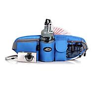 10-20 L Belt Pouch Tempo libero All'aperto Antiumidità / Indossabile Blu Nylon Fulang
