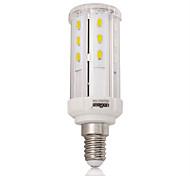 Bombillas LED de Mazorca Decorativa LEDUN T E14 5W 20PCS SMD 5730 100LM/W LM Blanco Cálido / Blanco Natural AC 85-265 V 1 pieza