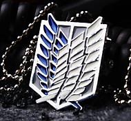 cadran personnalité collier de quartz de mode de motif carré unisexe montre de poche