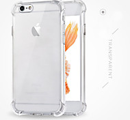 Air Fall Proof Transparent Silicone Strap Package Newest With Back Case For Iphone6 Plus/6s Plus