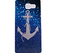 Anchor Pattern TPU Material Phone Case for Samsung Galaxy A9/A710/A510/A310