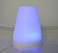 Ultrasonic Mist Air Humidifier with 7 Color Changing LED Light Portable Aromatherapy Diffuser for Home Offic