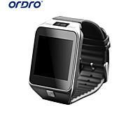 ordro® origianl reloj sw8 inteligente, 1.6 pulgadas, cámara de control remoto, la música del bluetooth, podómetro