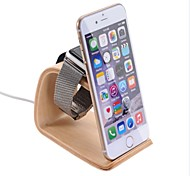 Samdi Wooden Stand For IPhone and Apple Watch