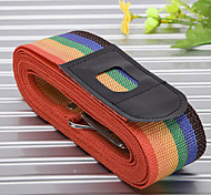 Travel Luggage StrapForLuggage Accessory Fabric 4.2 x 5 x 0.5cm