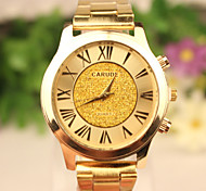 The New Rose Gold Steel Watch Men's Business Casual Watches Wrist Watch Cool Watch Unique Watch