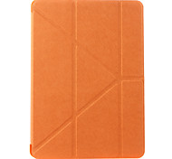 Classic Solid Color Origami Case for iPad Air 2