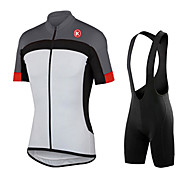 KEIYUEM Bike/Cycling Tights / Clothing Sets/Suits Men's / Unisex Short SleeveWaterproof / Dust Proof / Windproof / Lightweight Materials
