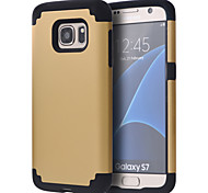For Samsung Galaxy S7 S7 EDGE After the Shock Proof Touch Hockey Mobile Phone Shell