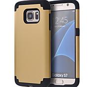 Для samsung galaxy s8 s7 edge после ударопрочного сенсорного хоккейного корпуса мобильного телефона s8 plus
