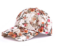 Fulang Women's New Style Outdoor Pure Cotton Leisure  Sun Block  Baseball Cap GE06