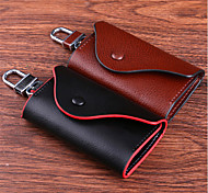 Leather Key Bag / Leather Car Key Bag / Leather Key Button