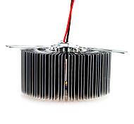 lâmpada de parede de girassol 3W