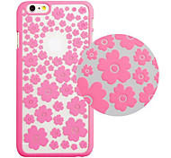 Flower Dance Color Relief Mobile Phone Protection Shell Chinese Style for iPhone 6/6S 4.7""