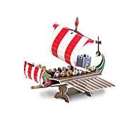 War Ships 3D Puzzles Paper DIY Toys Moulding Toys