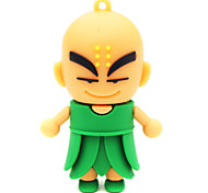 ZPK28 64GB Dragon Ball Krillin Cartoon USB 2.0 Flash Memory Drive U Stick