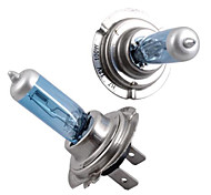 2 H7 pere lampada alogena halogenleuchte autolampen lampada luce nuova