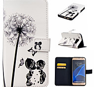 Child Pattern PU Leather Material Phone Case for Samsung Galaxy S3/S4/S5/S6/S6edge/S6Edge +/S7/S7edge/S7edge plus
