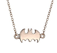South Korea, Japan And South Korea Bat Superman Fashion Simple Necklace