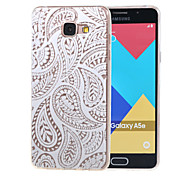 Hollow Flower New Soft TPU Back Case Cover For Samsung Galaxy A3 (2016) A310 A310F/A5(2016) A510 A510F-11
