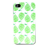 Green Balloon Pattern Hard Case for iPhone 4/4S