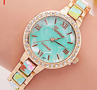 Ladies' Watch Are Full Of High-Grade Alloy Steel Drill Diamond Quartz Watch