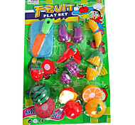Cutting Fruits/ Vegetables Pretend Play Toys DIY Toys Set