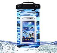 MAYCARI® PVC Camouflage Waterproof Case 30M Underwater Phone Bag Pouch for iPhone 7 6s 6 Plus