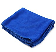 ZIQIAO Microfiber Car Cleaning Cloth Wash Towel Products Dust Tools Car Washer Car Care(30*30CM)