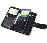 Magnetic 2 in 1 Wallet Leather Case for Samsung Galaxy Core Prime/Grand Prime(Assorted Colors)