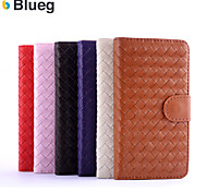 Blueg®microfiber pu leather Leather Case with Card Slot and Stand for iPhone  6/6S