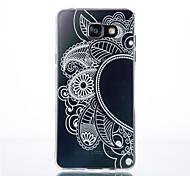 Sunflower Pattern TPU Phone sets For Galaxy A3/A9/A310/A510/A710