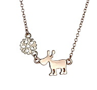 Japan And South Korea Snow Donkey Fashion Simple Necklace