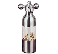 Stianless Steel pepper mill