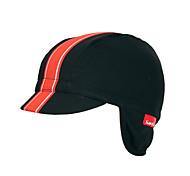 Santic Cycling Hat Warm High Density Catch Flocking Fabric Warmkeeping Hat