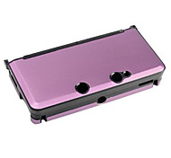 Anti-shock Hard Aluminum Metal Box Cover Case Shell for Nintendo 3DS Console