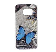 vlinder pc telefoon Cover Case voor Galaxy s7
