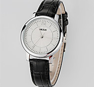 Women's  Fashion  Simplicity  Creative Quartz  Leather Lady Watch