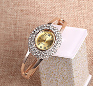 European and American fashion flash diamond decorative watches 22/ Party / Daily / Casual 1pc Cool Watches Unique Watches